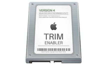 《Trim Enabler 4.0.5 for Mac 破解版 提高固态硬盘性能》