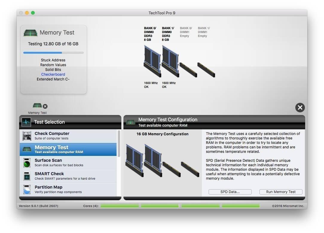 《TechTool Pro 9.5.2 for Mac 破解版 硬盘驱动器和系统维护工具》