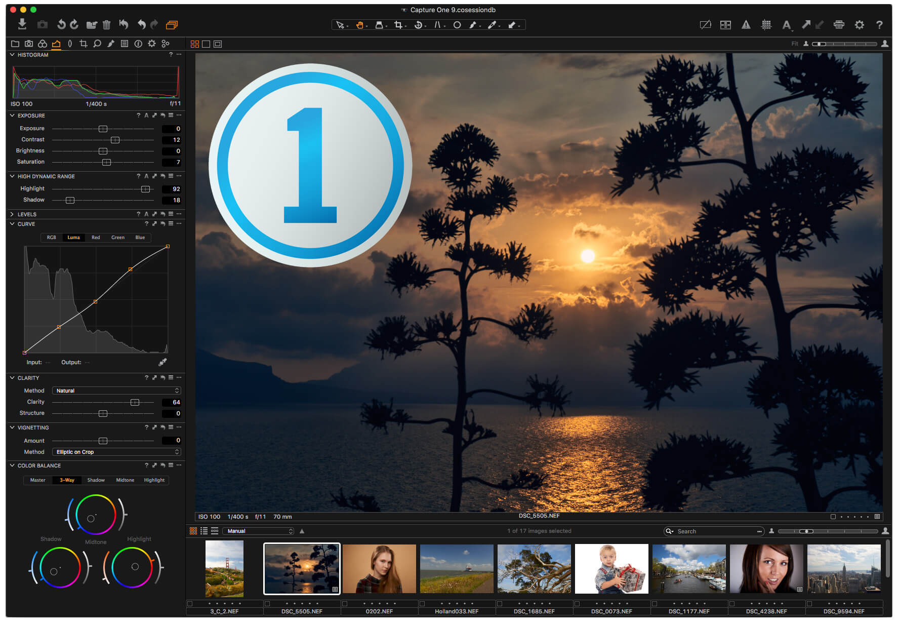 《Capture One 10.2.1 for Mac 破解版 RAW工作流程软件》