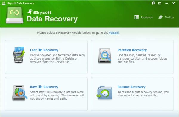 《iSkysoft Data Recovery 3.1.1 for Mac 破解版 适用于OS X的数据恢复工具》