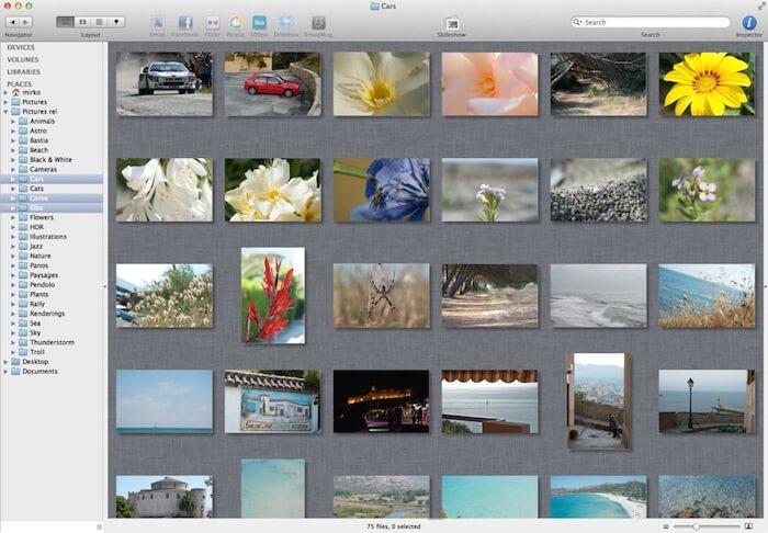 《Lyn 1.9.1 for Mac 破解版 轻量级的图像浏览器和查看器》